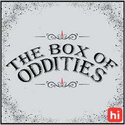 BOX158: Ghosts Who Wear Corduroy