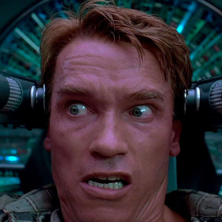 #168: Muscled Memories, Pt. 1 - Total Recall (1990)