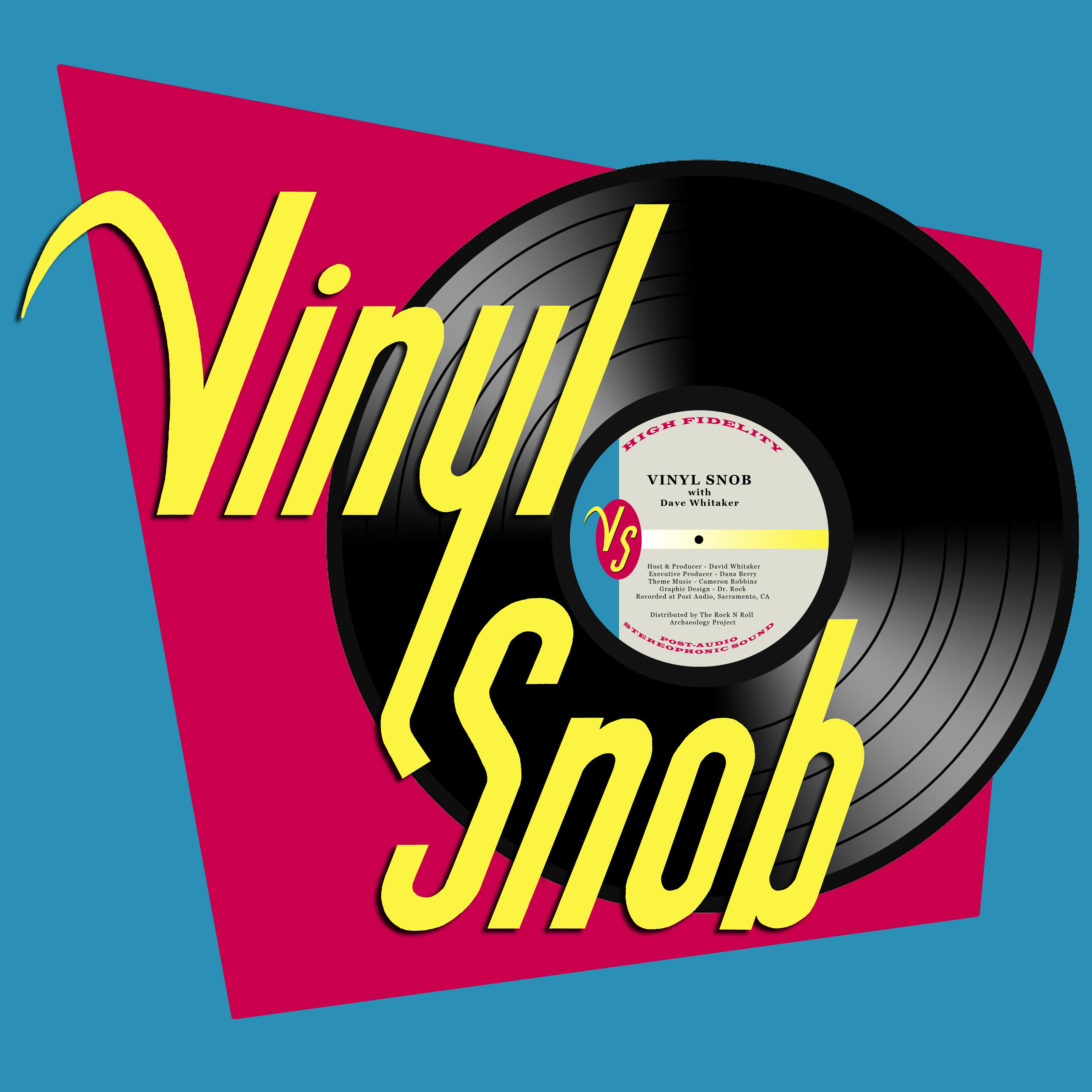 Vinyl Snob EP. 11: Ashes to Vinyl
