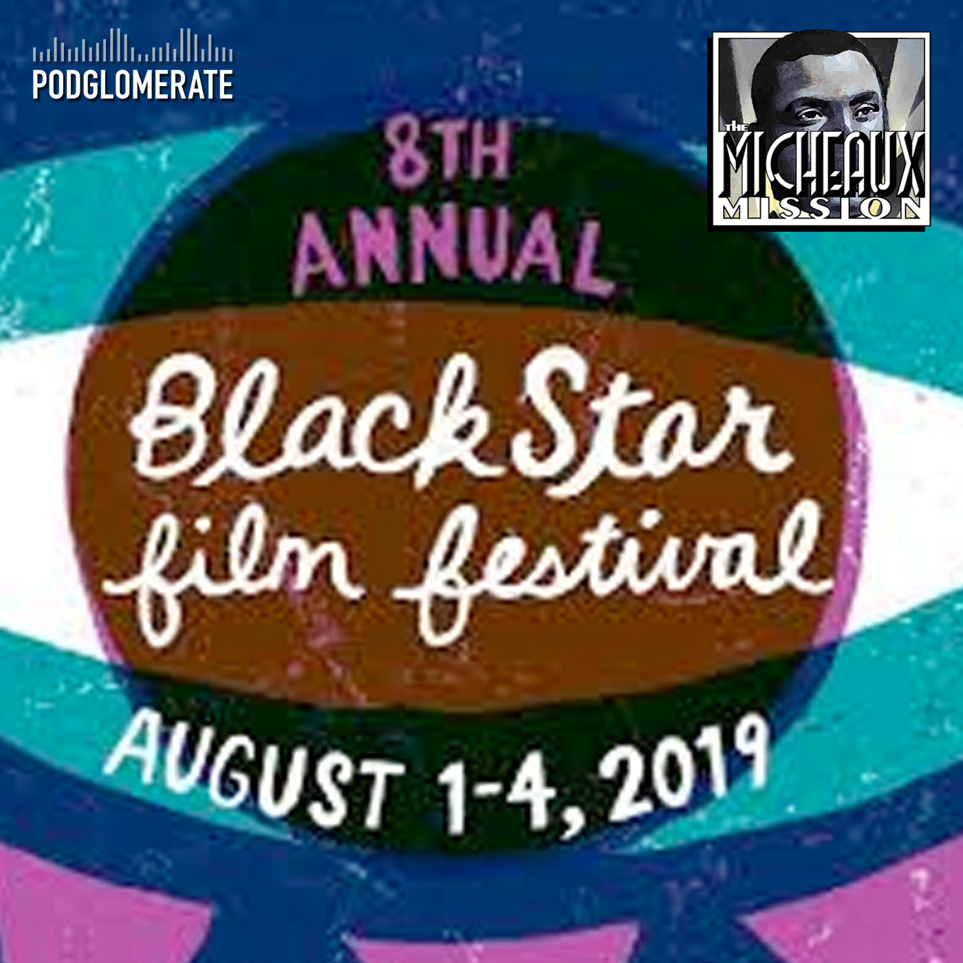 Special - BLACKSTAR FILM FEST 2019 with Maori Holmes and Nehad Khader