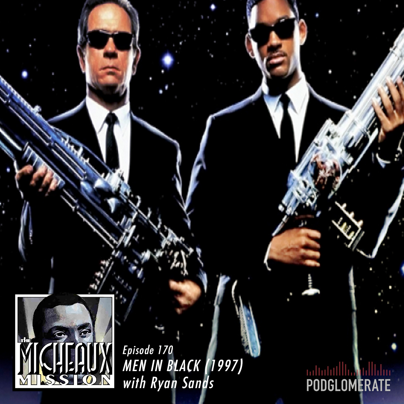 Men In Black (1997) with Ryan Sands