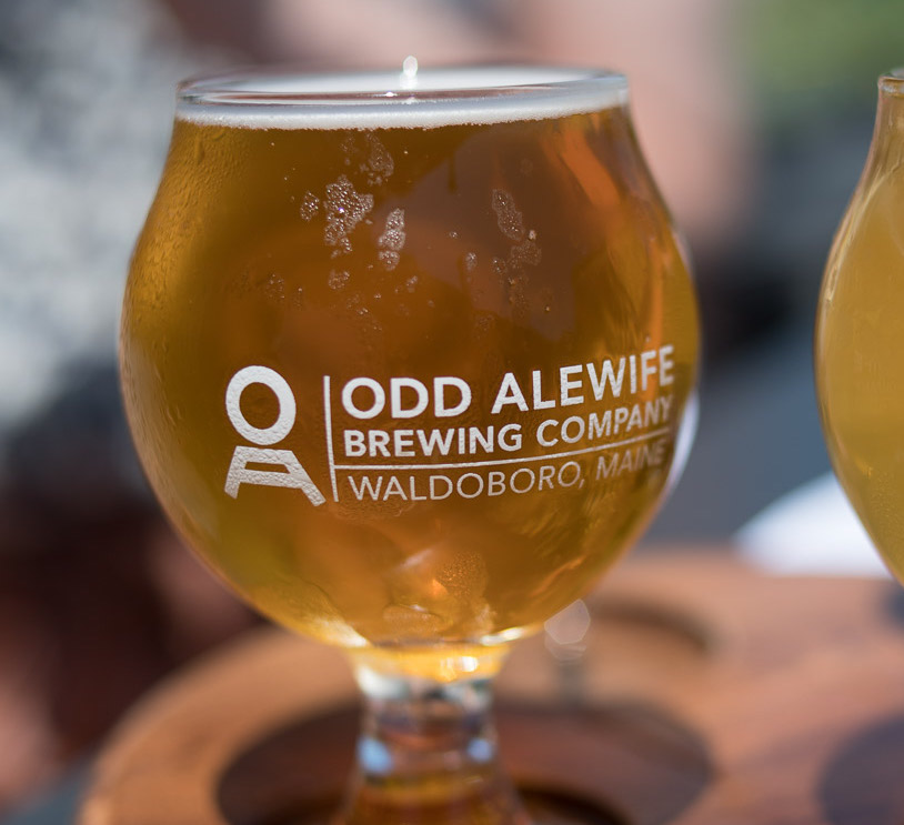 Of Fish & Fermentation: Maine's Odd Alewives Farm Brewery