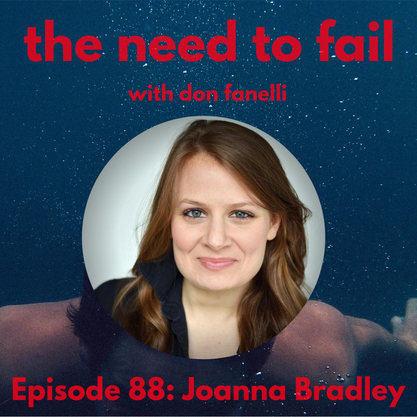 Episode 88: Joanna Bradley