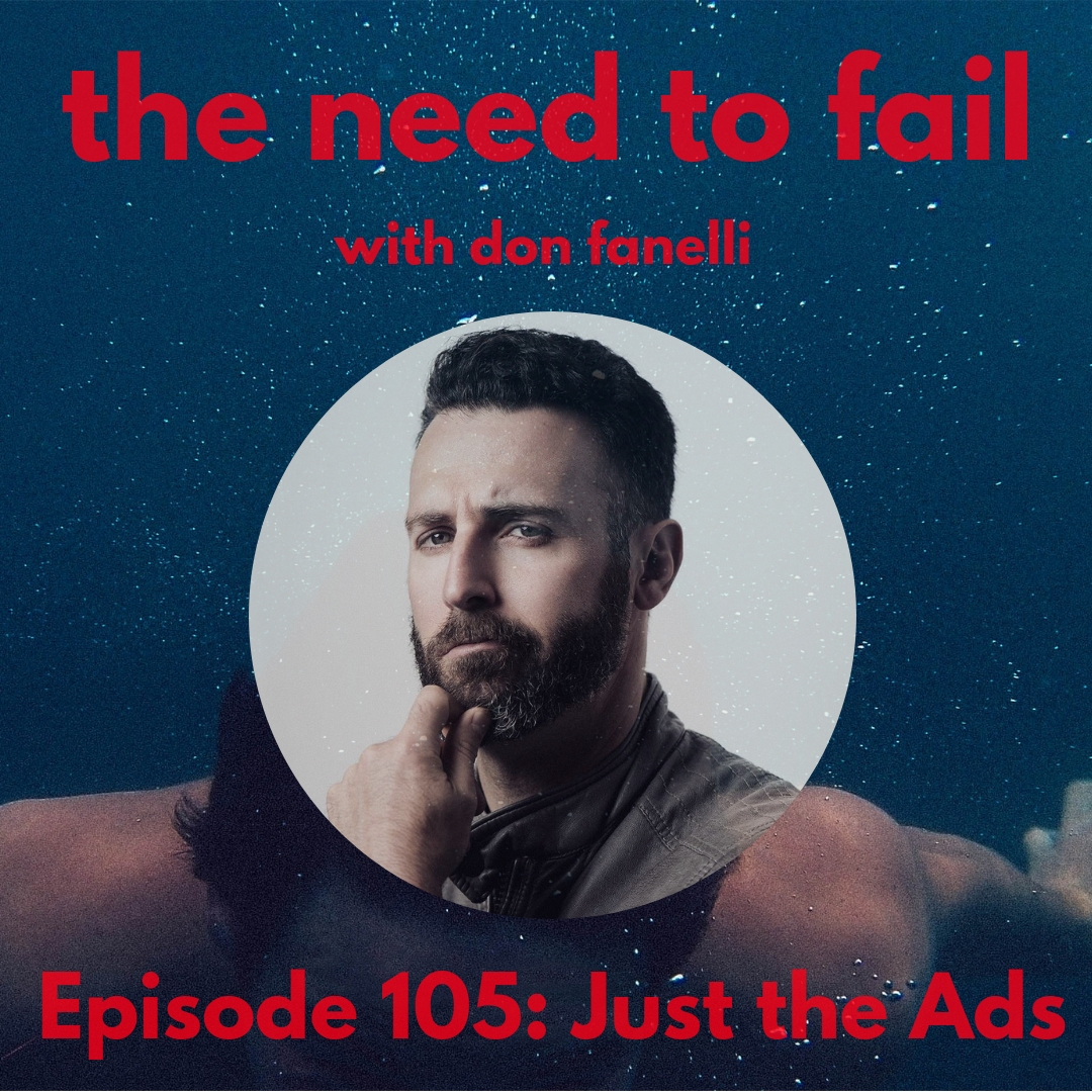 Episode 105: Just the Ads