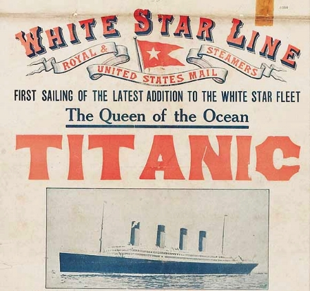 Titanic Redux: The Final Feast of the Unsinkable Ship