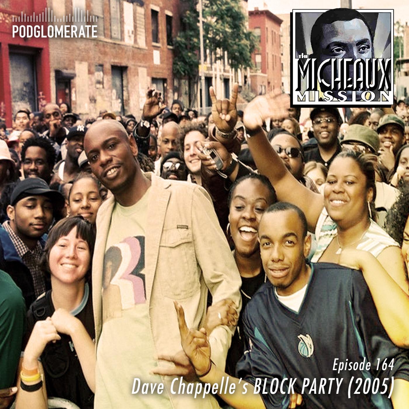 Dave Chappelle's BLOCK PARTY (2005) w Toya Haynes
