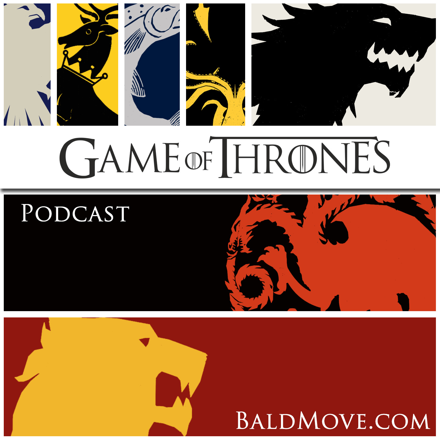 """Gods of Thrones"" Vol. 2 Preview Podcast #2!"
