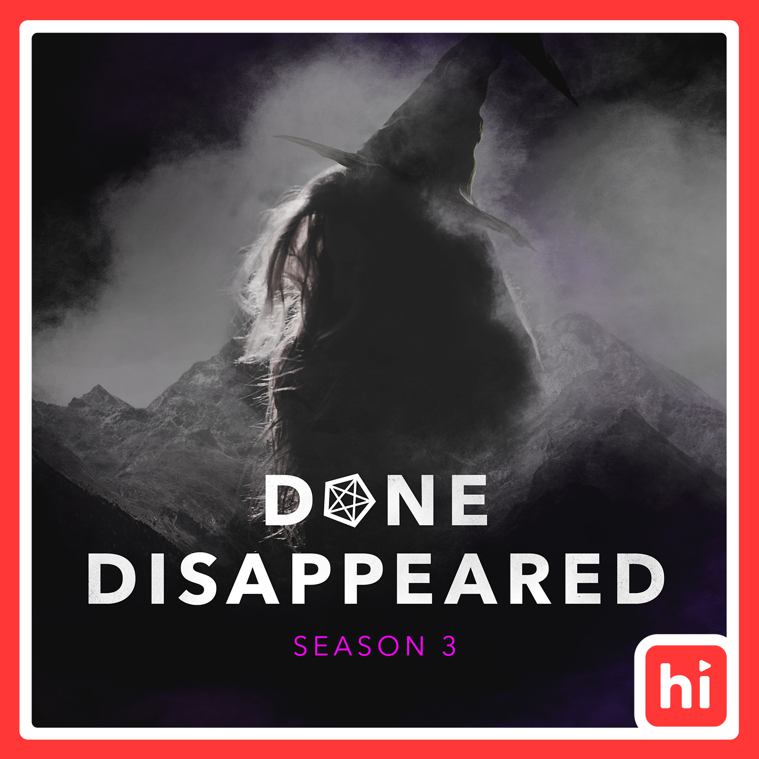 DONE DISAPPEARED Podcast