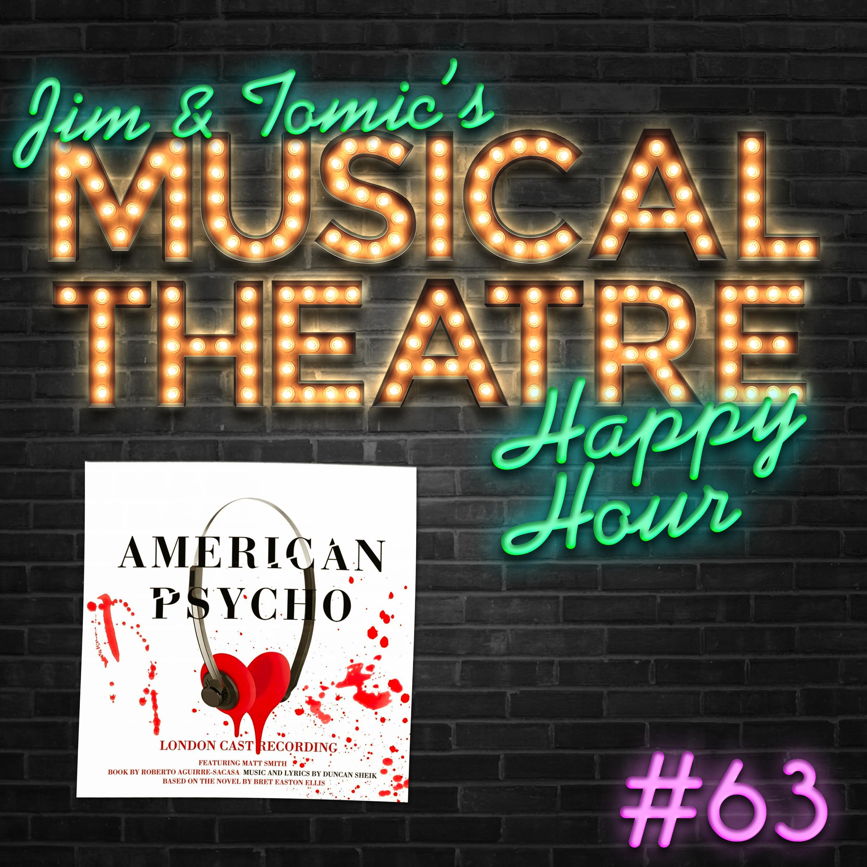 Jim and Tomic's Musical Theatre Happy Hour   Podbay