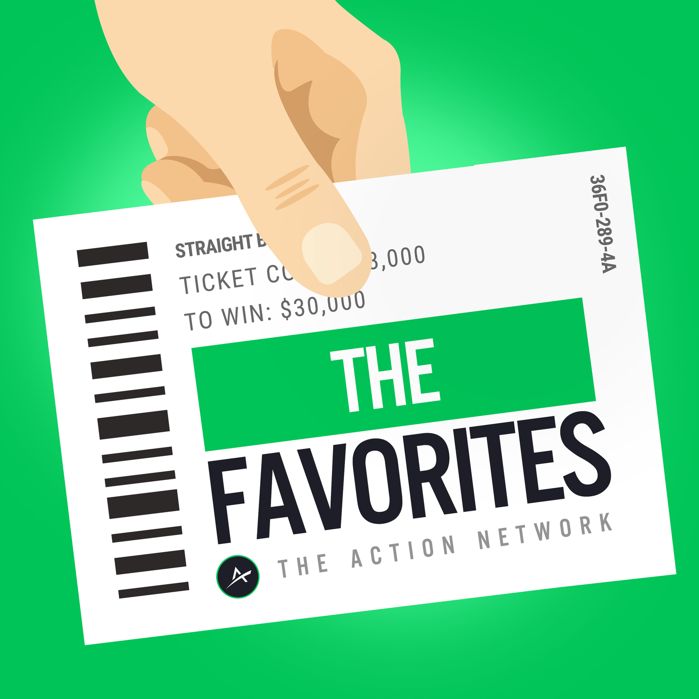 The Favorites Sports Betting Podcast - Part of The Action