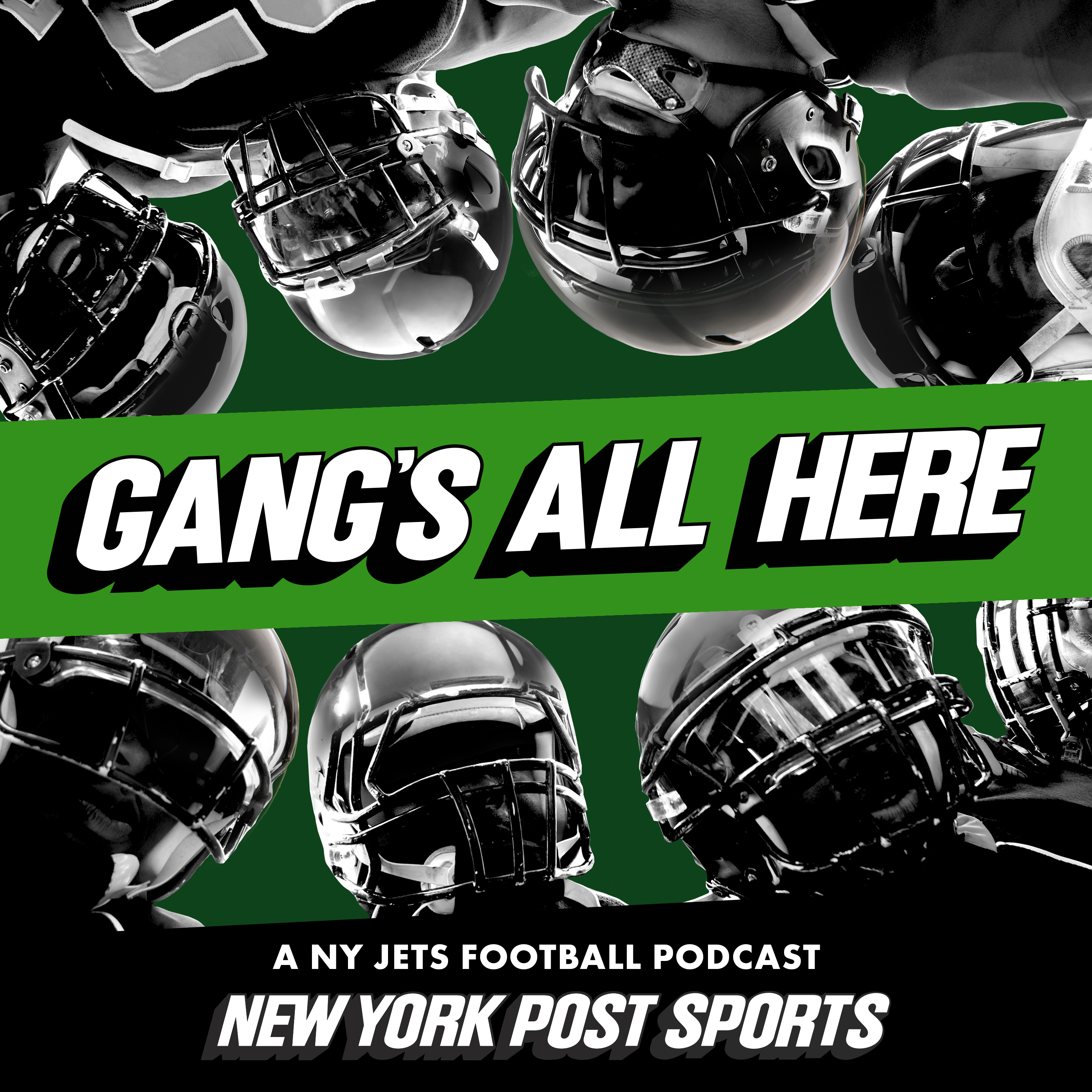 Gang's All Here: A NY Jets Football Podcast From New York