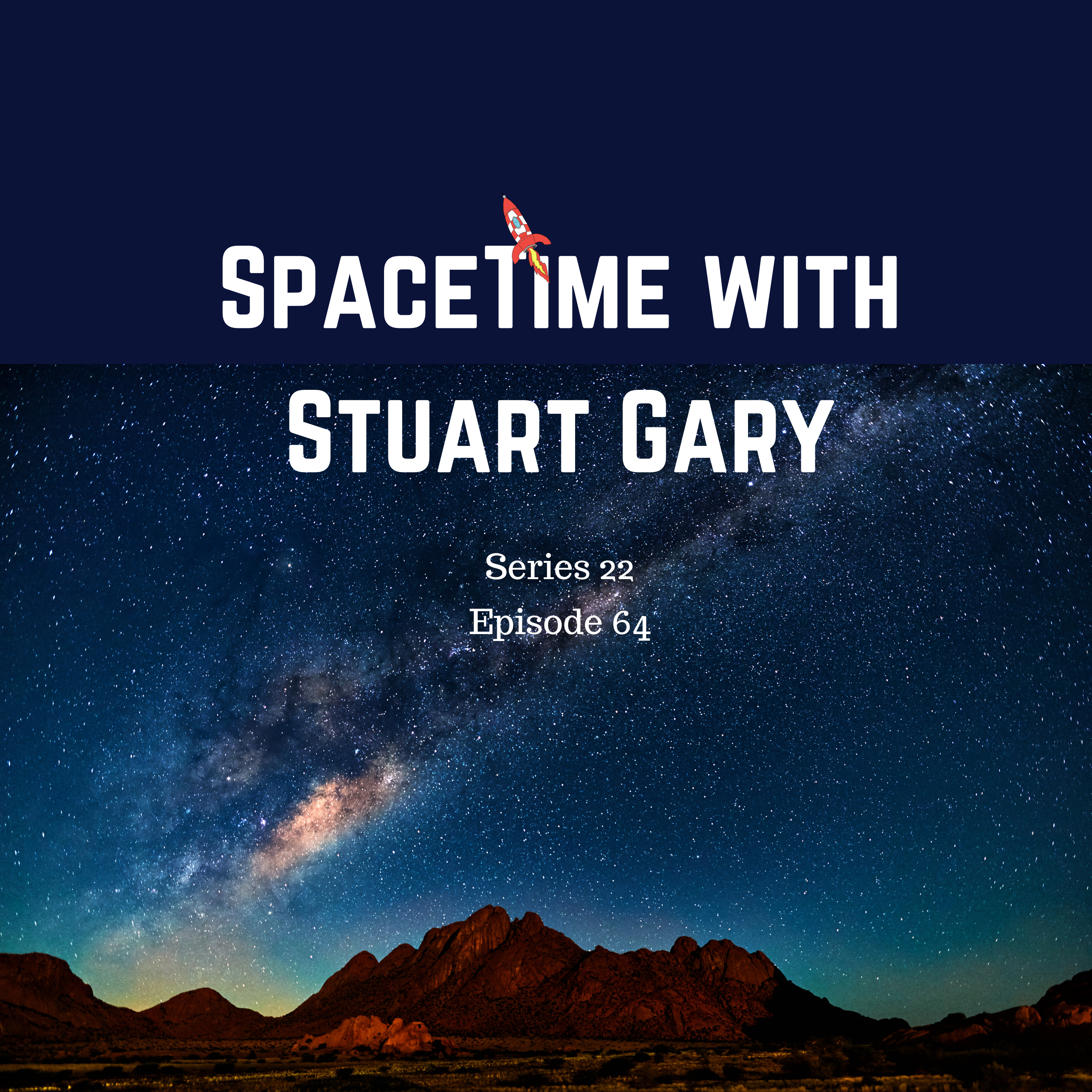 SpaceTime with Stuart Gary | Podbay