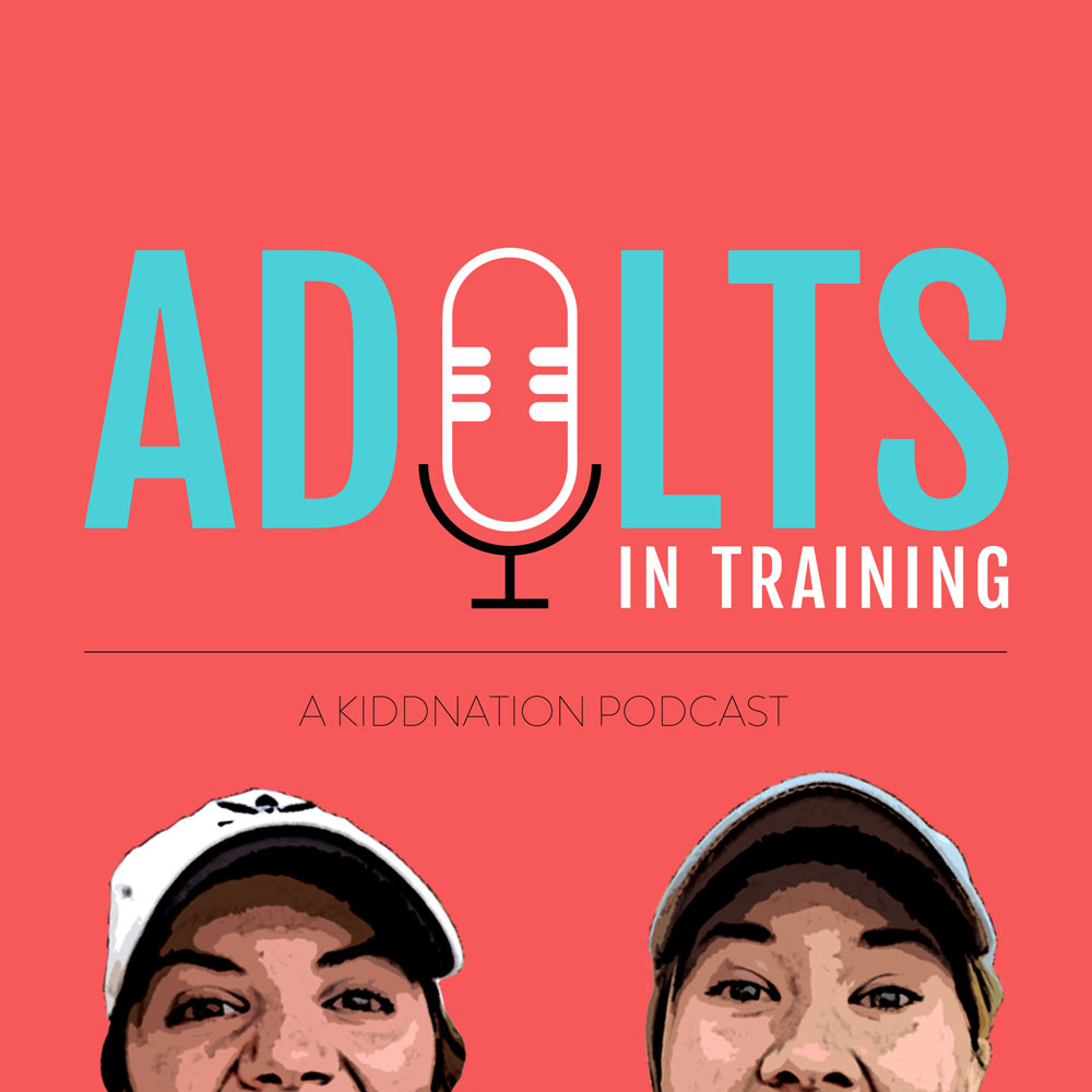 Adults In Training | Listen via Stitcher for Podcasts