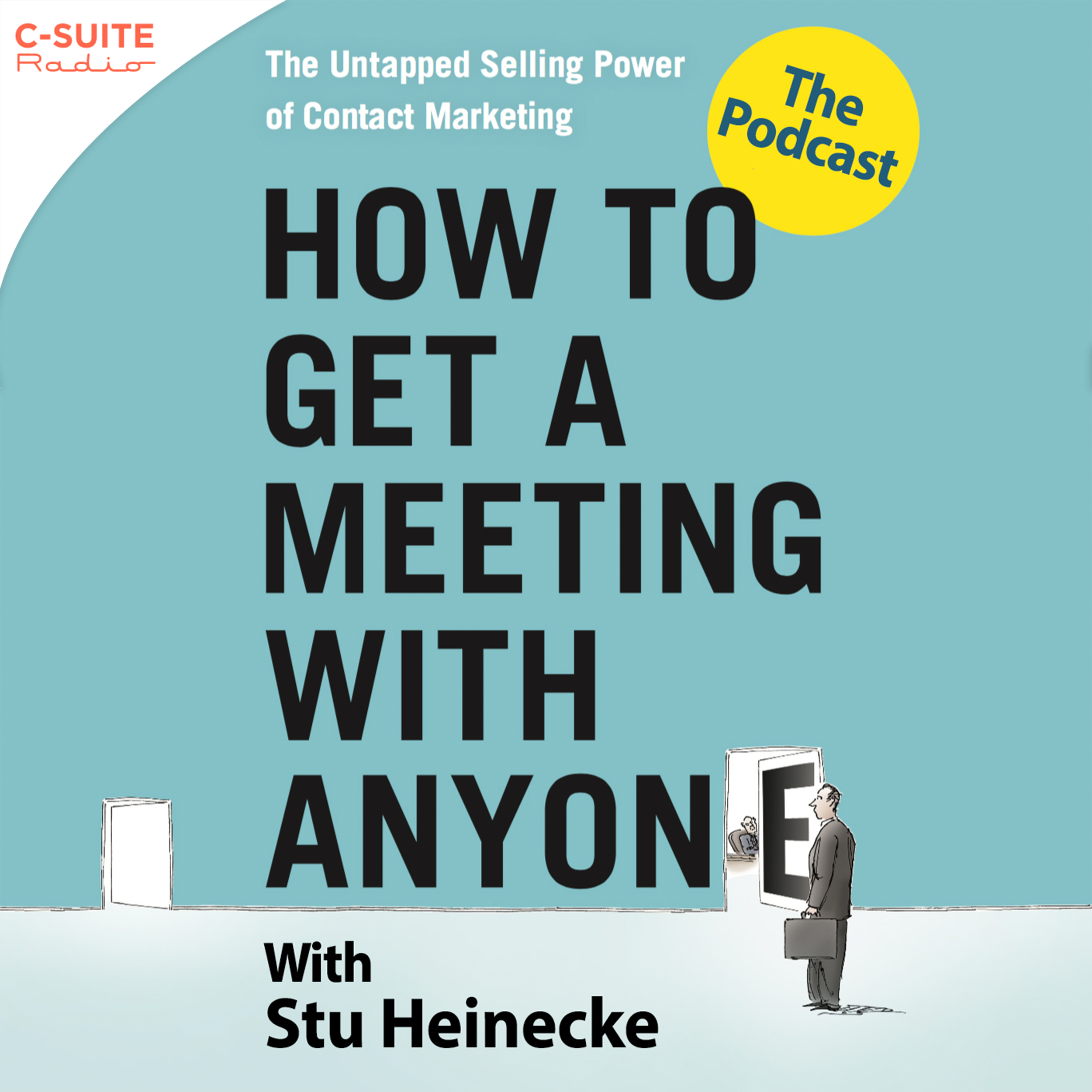 How to Get a Meeting With Anyone on Apple Podcasts