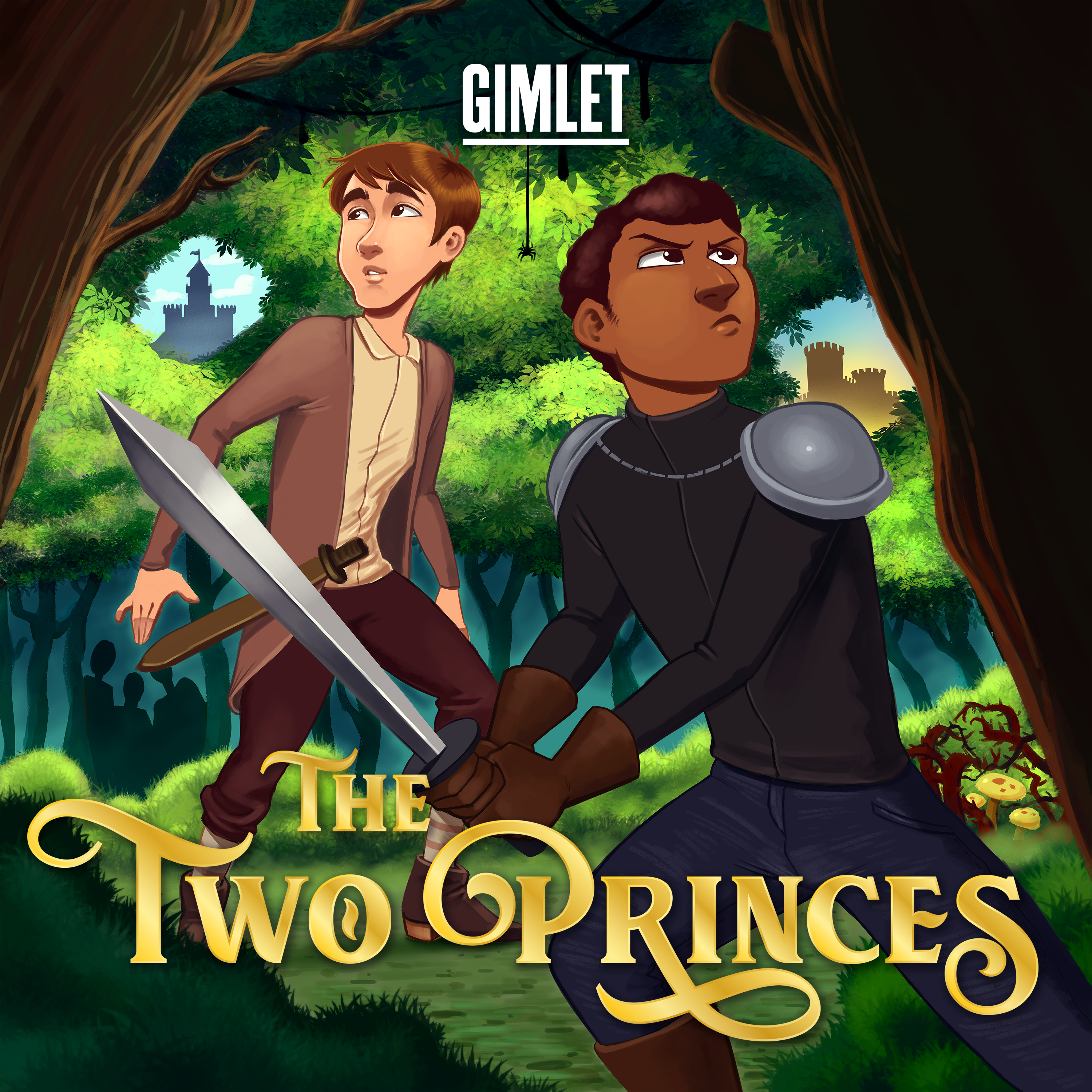 The Two Princes Podcast